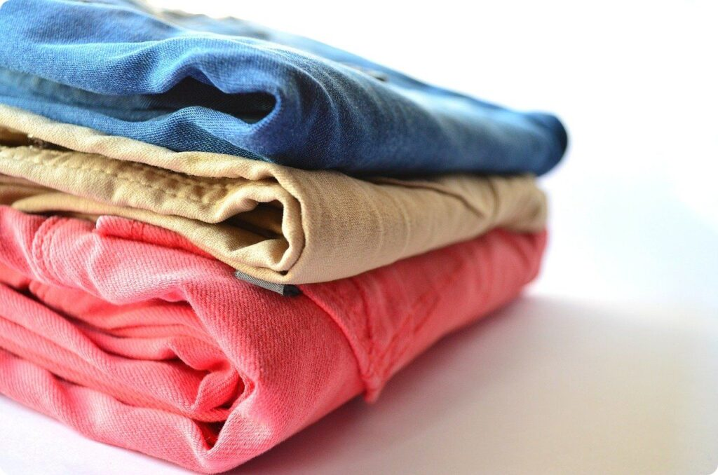Wash and Fold - delivery and Pick up